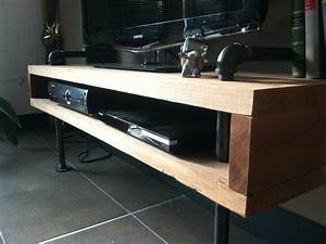diy urban minimalist tv stand meticulous mrs With homemade tv furniture
