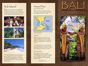 Task - Israel Travel Brochure