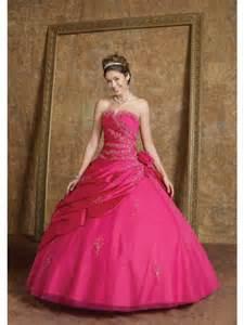 fuchsia bridesmaid dress embroidery gown wedding dress in color fuchsia prlog