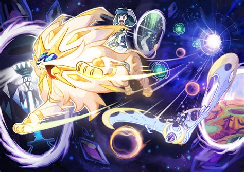 Pokmon Ultra Sun And Ultra Moon Hd Wallpapers And