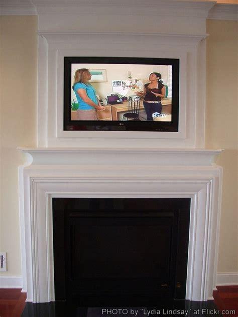 corner fireplace mantel  tv  woodworking