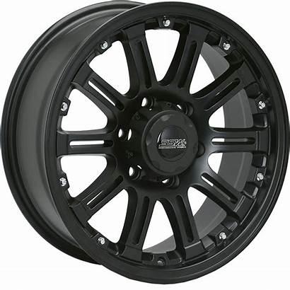 Ssw Granite Wheels Wheel 6x139 17x8 Performance