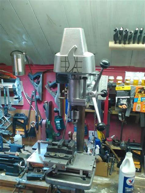 photo index shopmaster  dp  floor model drill