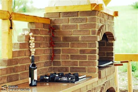 bellas fachadas  incorporan hornos  cocinas coloniales