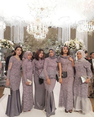 terbaik  model kebaya bridesmaid hijab  beast soom