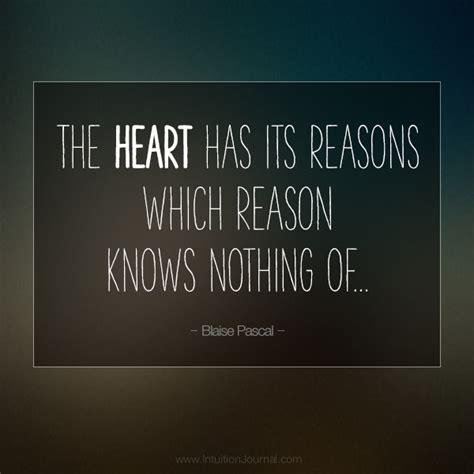 The Heart  Beyond Reason