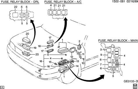 1996 Geo Prizm Wiring Diagram by 1996 Geo Tracker Engine Diagram Downloaddescargar