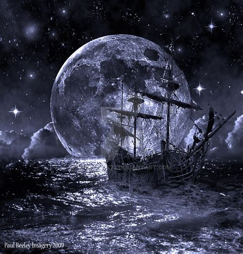Ghost Ship By Stormyuk73 On Deviantart