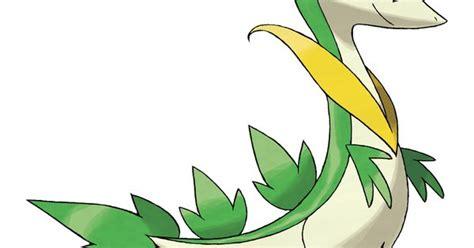 Grass Snake Pokemon
