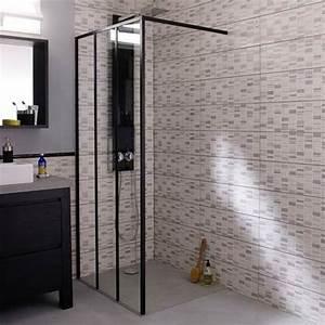 Castorama Douche à L Italienne : crush une paroi de douche modulable au look industriel ~ Zukunftsfamilie.com Idées de Décoration