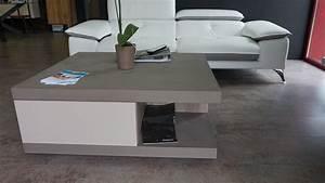Table Basse Salon But : meuble de salon sur mesure ~ Teatrodelosmanantiales.com Idées de Décoration