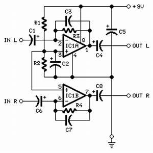 jrc4558 mixer diagrams circuits circuit diagram images With audio mixer schematic diagram audio mixer circuit diagram mixer wiring