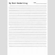 Handwriting Practice Sheet  Child Education  Pinterest  Handwriting Practice Sheets