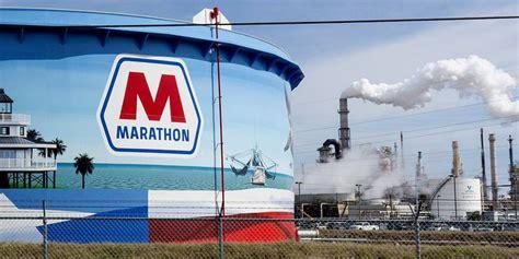 Marathon Petroleum Profit Falls 3% - WSJ