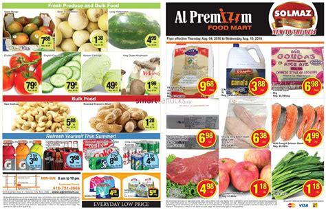 premium cuisine al premium food mart flyer august 4 to 10
