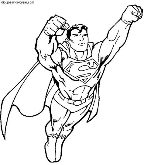 superman  color  kids superman kids coloring pages