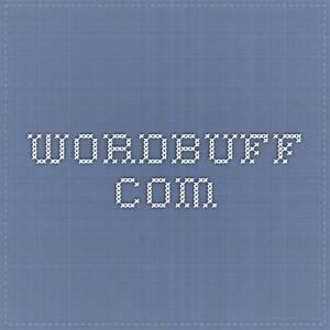 Wordbuff Com