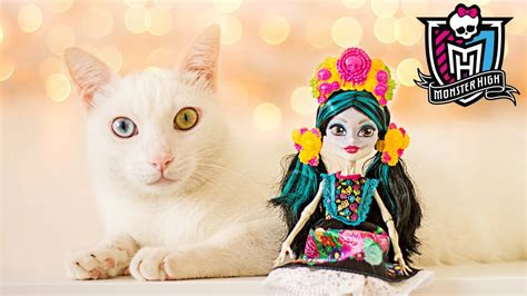 Skelita Calaveras Monster High Adult Collector Doll