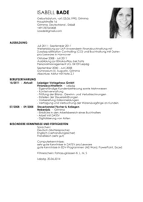 cv beispiel student dokument blogs