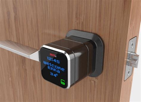 iphone door lock genie smart lock your door from anywhere using an