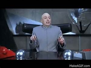 "Dr. Evil ""a Laser"" on Make a GIF"
