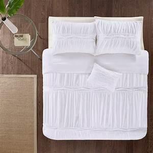 Ciera, White, By, Fiveten, 510, Designs, Bedding