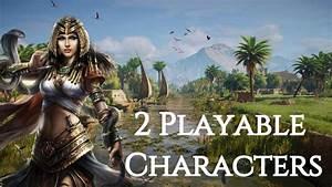 Assassin's Creed Origins - Bayek & Amunet 2 Playable ...