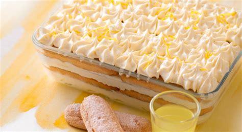 cuisine couleur vanille tiramisu au citron émulsion limoncello de cyril lignac