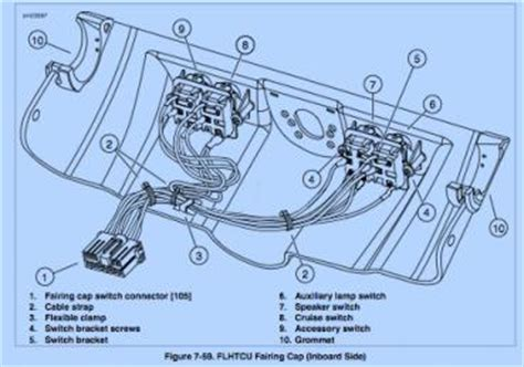 Road Glide Fairing Wiring Schematic by Recommendations On Things To Install While Inner Fairing