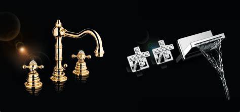 rubinetti fir fir italia e swarovski per le collezioni playone e