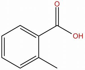 2-methylbenzoic acid -- Critically Evaluated ...