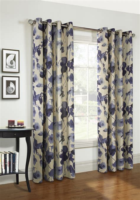 pattern curtain panels curtain ideas