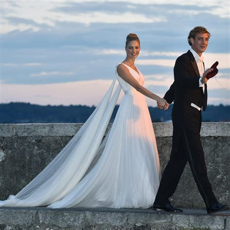 beatrice borromeos epic wedding dresses