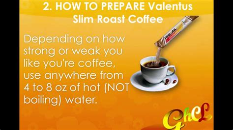 With valentus slimroast optimum coffee you will lose weight because it is an appetite suppressant and will also improve your mood and your overall health. How To Use Valentus Slim Roast Coffee For Best Results   Продукты, Здоровье