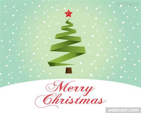 christmas greeting card design  vector