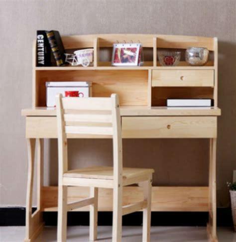 desain meja belajar anak minimalis  kayu jati belanda