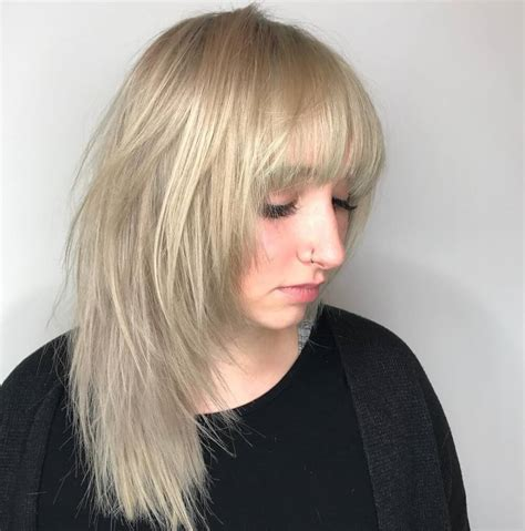 how to style medium layered hair 51 stunning medium layered haircuts updated for 2018