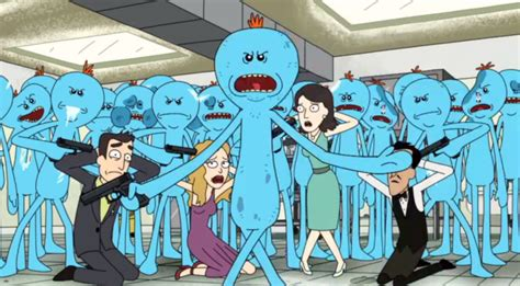 Who Is Mr. Meeseeks, Rick And Morty's Beloved Can-do