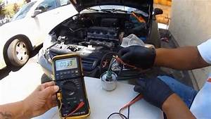 Diagnosing A Non Working Radiator Fan Testing Fan Switch W   A Soda Can  Water  U0026 Fire Honda Civic