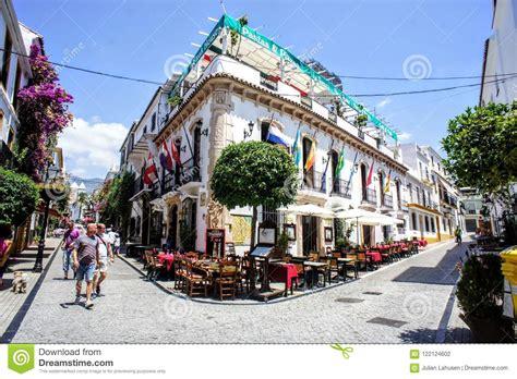 marbella spain andalusia stad av spanien gammal costa