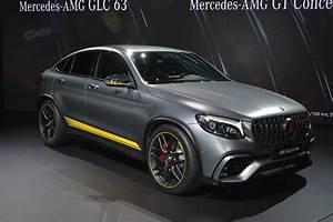 Mercedes 63 Amg : new york 2017 mercedes amg glc 63 gtspirit ~ Melissatoandfro.com Idées de Décoration