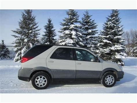 All Wheel Drive Buick by 2005 Buick Rendezvous Cx Suv All Wheel Drive Outside