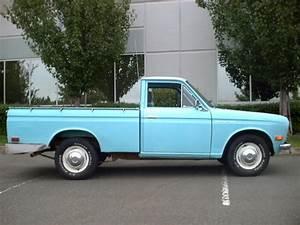 Datsun 520 521 Truck 1965
