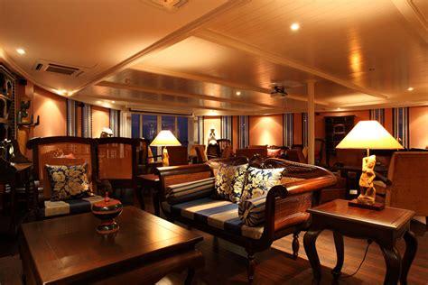 Bay Lounge Boat Cruise rv jayavarman cruise mekong river rv jayavarman cruise