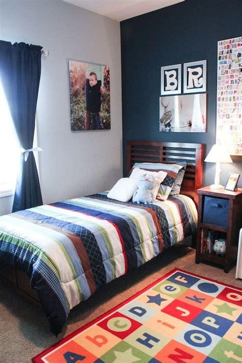 Bedroom Color Schemes For Teenage Guys Teenage Boy