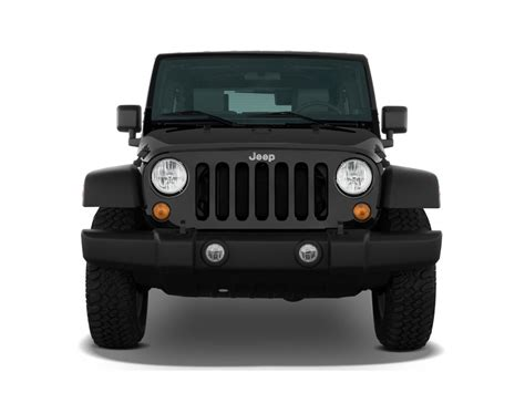 jeep front view image 2008 jeep wrangler 4wd 4 door unlimited rubicon