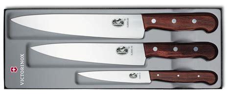 coffret couteau de cuisine coffret 3 couteaux de cuisine victorinox manche palissandre