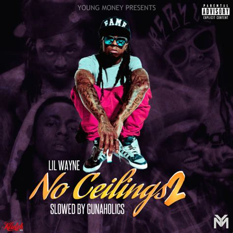 lil wayne no ceilings 2 slowed by gunaholics hosted by