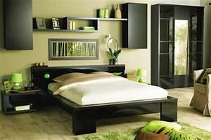 Schlafzimmer In Grün Gestalten : schlafzimmer ideen braun gr n ~ Michelbontemps.com Haus und Dekorationen