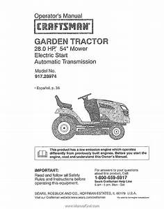 Craftsman 28974